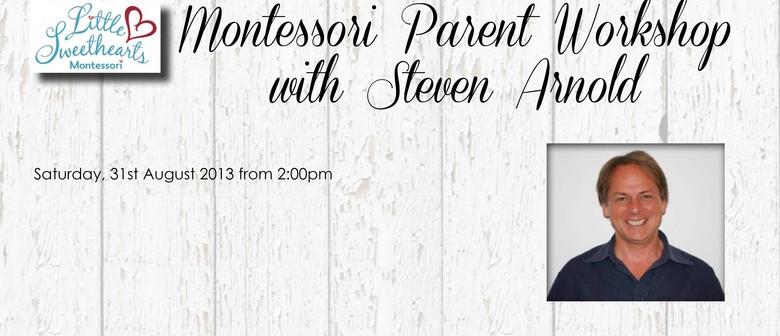 Montessori Parent Workshop