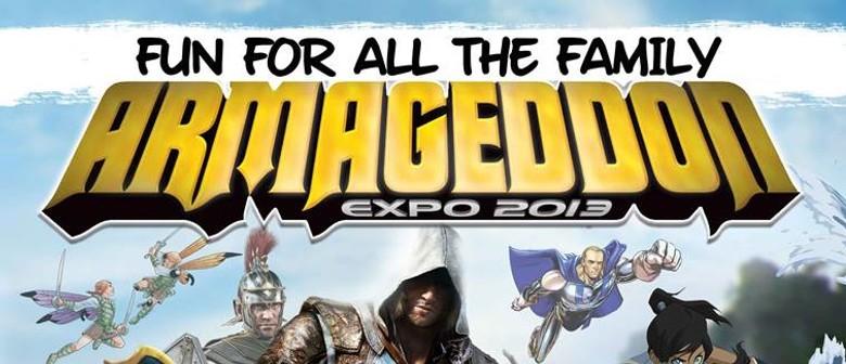 Armageddon Expo Auckland 2013