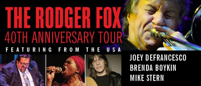 Rodger Fox Tour