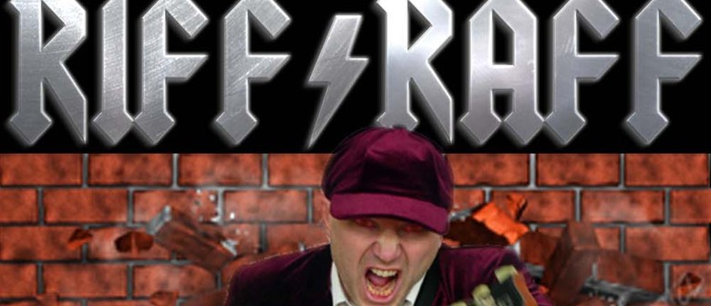AC/DC Tribute Band - Riff Raff