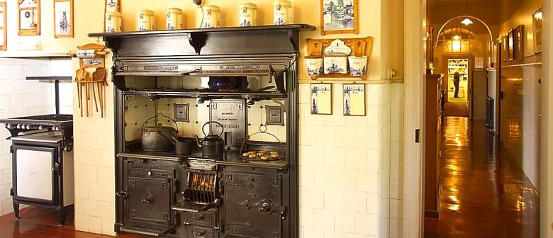 Edwardian Kitchen tour