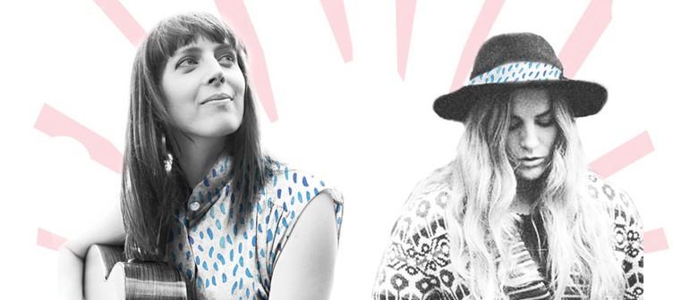 Amiria Grenell & Holly Arrowsmith on Tour