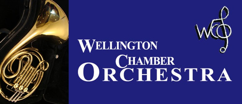 Wellington Chamber Orchestra (WCO): September Concert