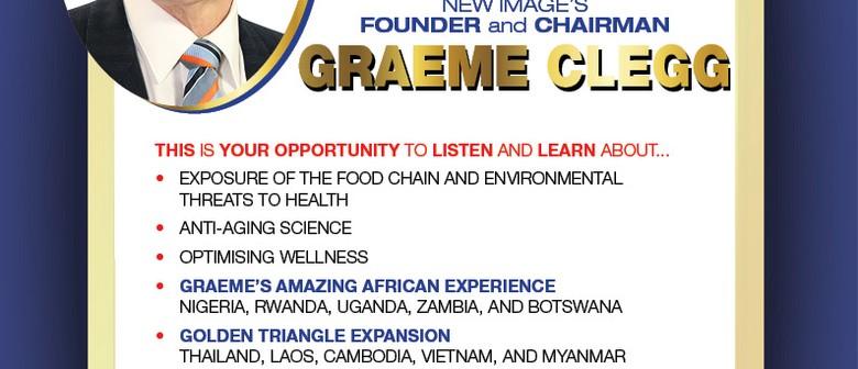 Wellness & Wealth Builders Seminar by Graeme Clegg