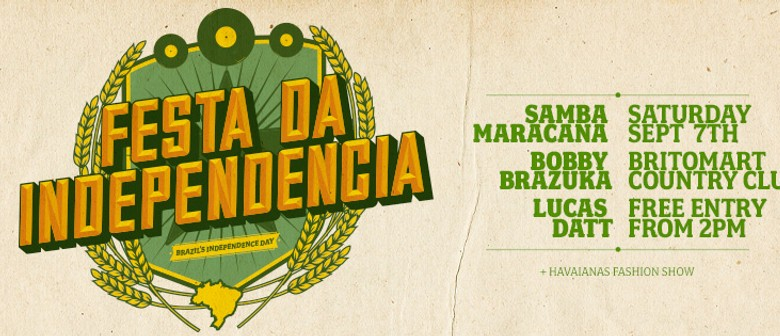 Festa da Independencia - Brazilian Independence Day Party