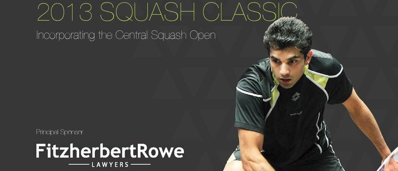 Fitzherbert Rowe Lawyers International Squash Classic