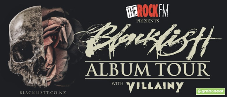 Blacklistt the Album Tour