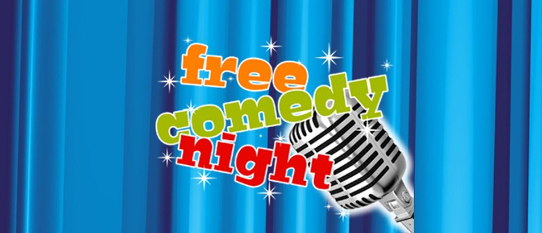 Laugh Lines Comedy Free Comedy Night