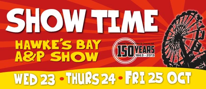 150th Hawke's Bay A & P Show
