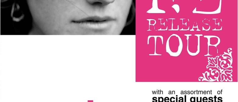 Hannah Howes Album Relase Tour