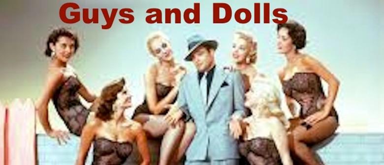 Selwyn Community Arts Theatre - Guys and Dolls