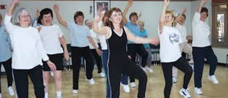 Dancercise for the 40s+