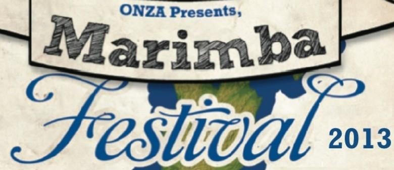 2013 Marimba Festival