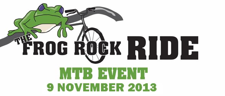Frog Rock Mountain Bike Ride 2013