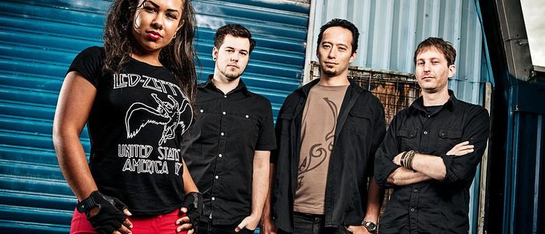 Static Era - Dare to Fail EP Release Tour