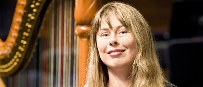 NZSM Hosts Pluck: a Concert of NZ Harp Music