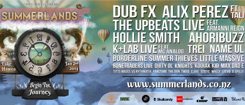 Jagermeister Presents Summerlands