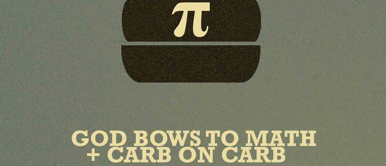 God Bows to Math & Carb On Carb