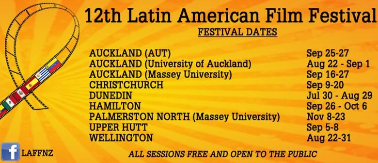 12th Latin American Film Festival 2013