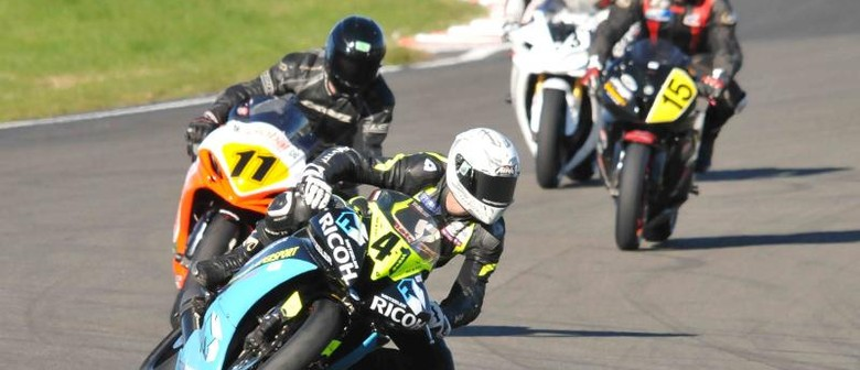 Pacific Motorcycle Club 1 + 3 Hour Endurance Races