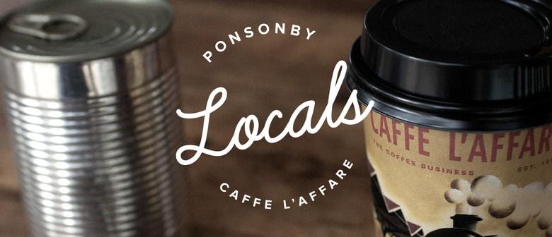 Locals - Caffe L'affare Launch