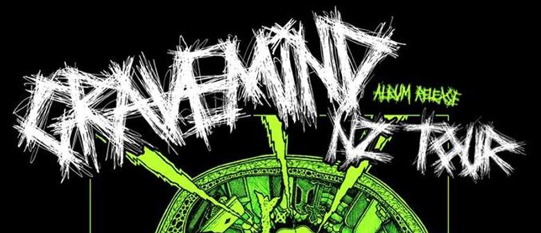 Gravemind Album Release Show