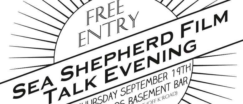Sea Shepherd - Film & Talk Evening