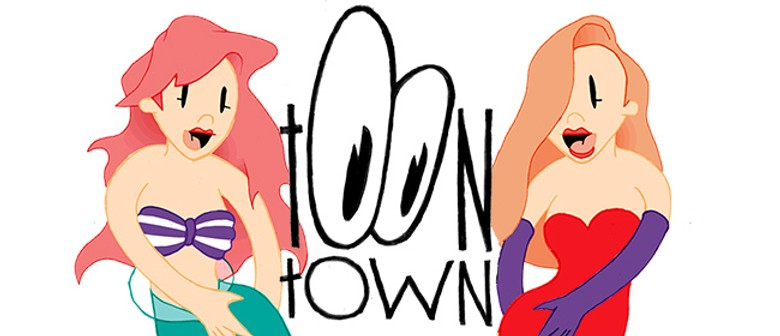 Dr. Sketchy's Anti-Art School - Toon Town
