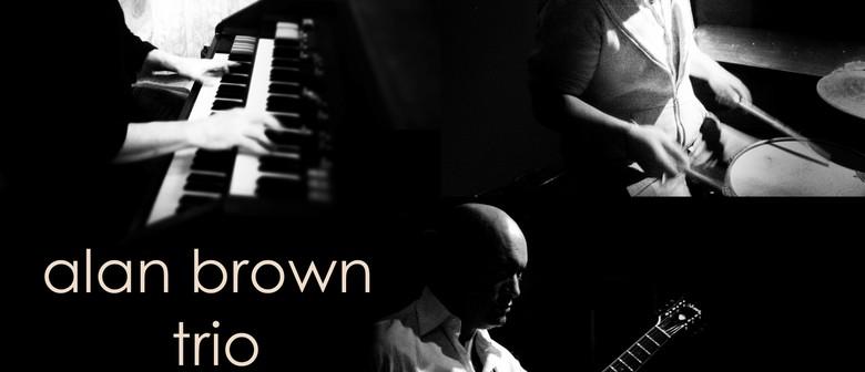Creative Jazz Club - Alan Brown Trio