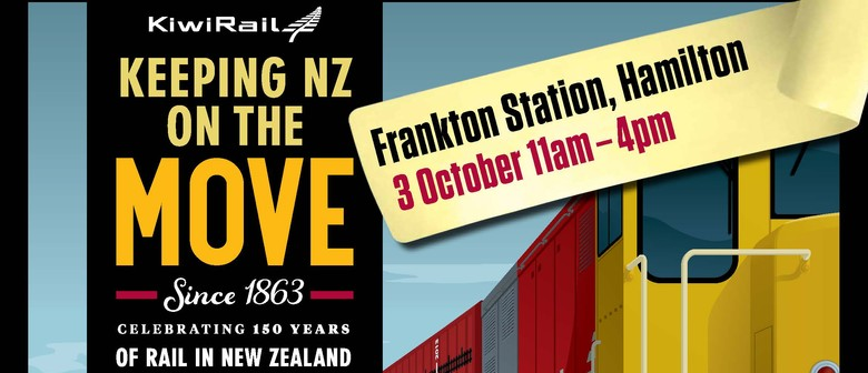 Keeping NZ On the Move - the Exhibition Express