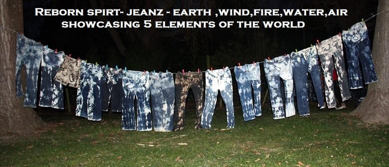 Reborn Spirit-jeanz Showcasing 5 Elements of The World