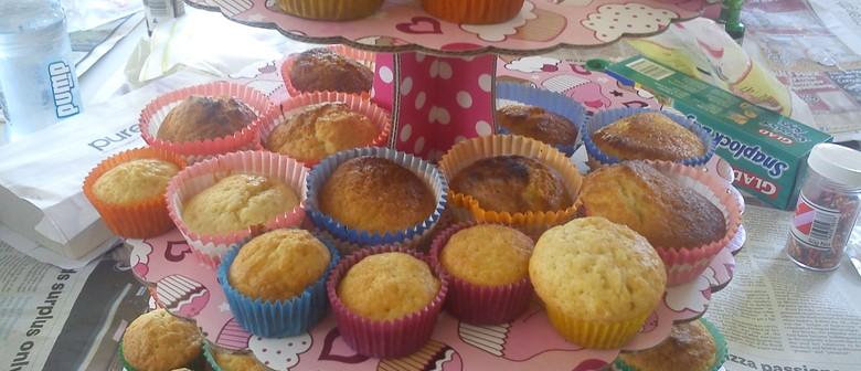 School Holidays - Baking & Decorating