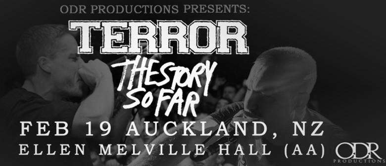 Terror & The Story So Far