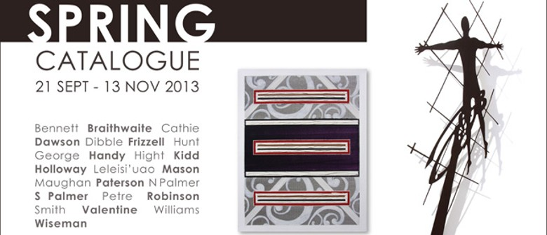 Spring Catalogue 2013