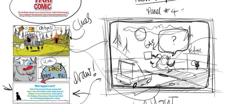 Cartoon Workshops