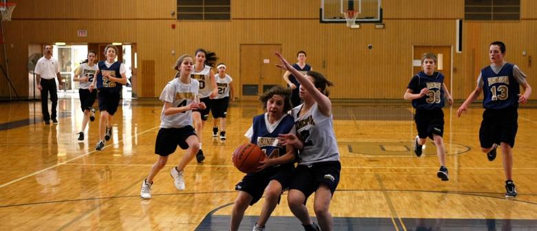 Social Secondary Basketball 3v3 Showdown