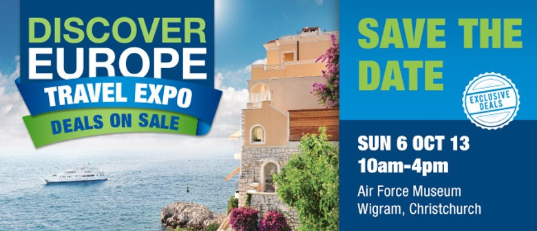 Discover Europe Travel Expo 2013