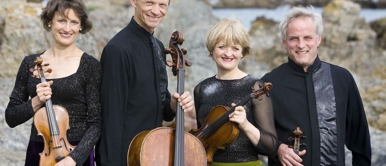 NZ String Quartet presents Haydn and the String Quartet