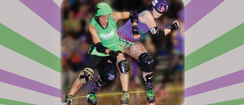 Dead End Derby Presents - 'Double Deckher' vs Dunedin