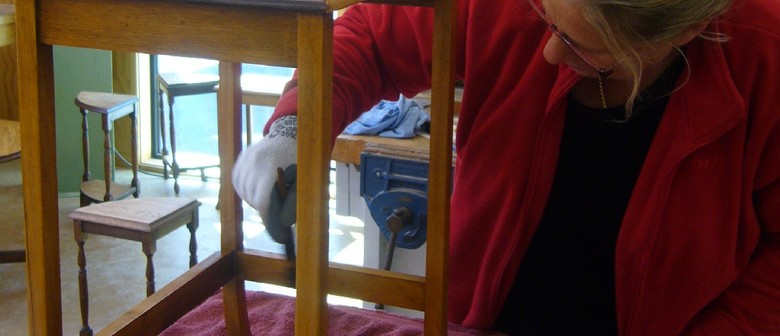 Woodwork and Furniture Restoration Course