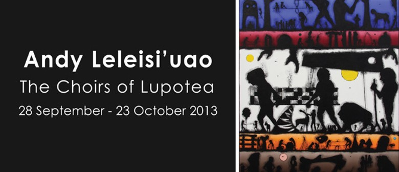 Andy Leleisi'uao - The Choirs of Lupotea
