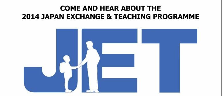 JET Programme Presentation in Palmerston North