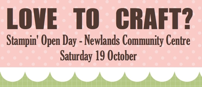 Stampin' Up! Open Day