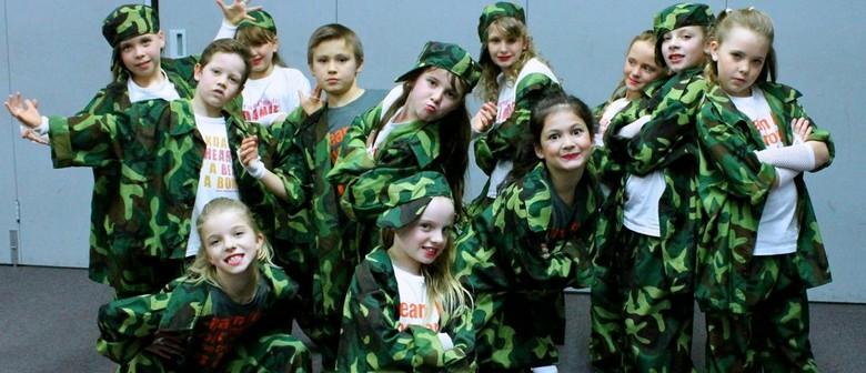 Hip Hop Dance Class 8-10yrs