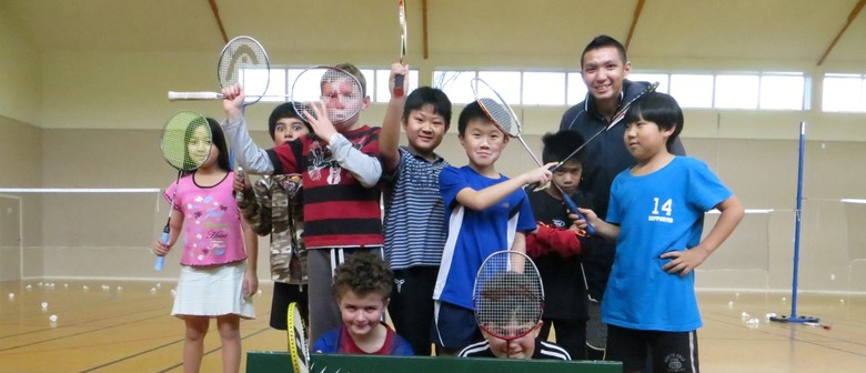 Badminton School Holiday Programme October 2013