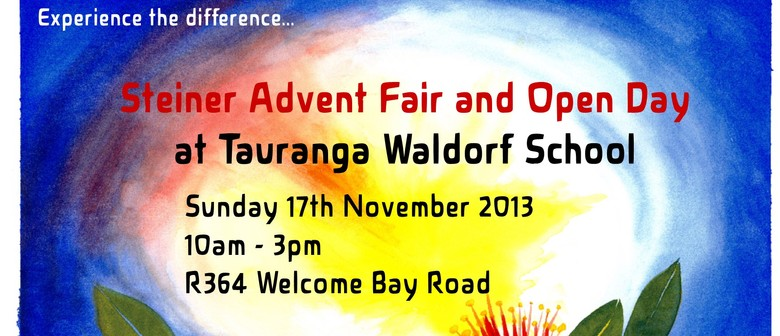Advent Fair and Open Day