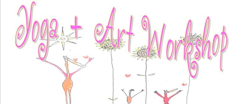 Yoga & Art Workshop: POSTPONED