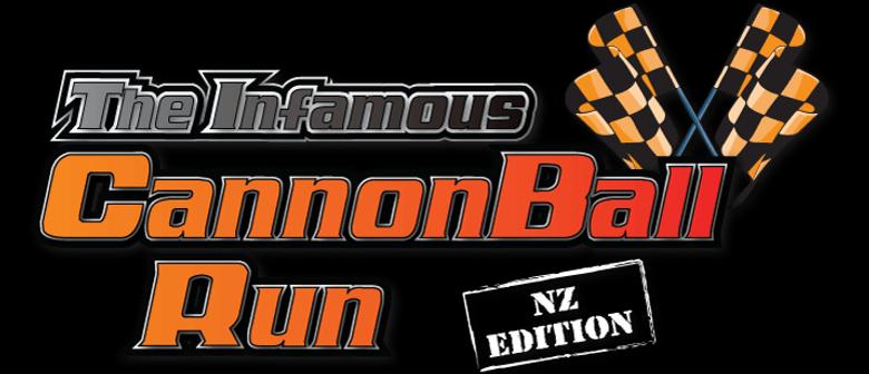 NZ CannonBall Run 2014
