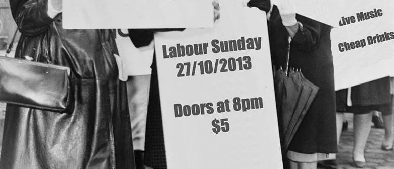 Labour Weekend Metal