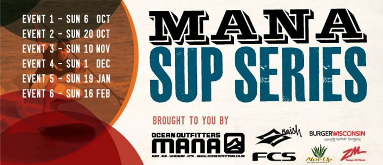 Mana SUP Series 2 - Battle of TBay